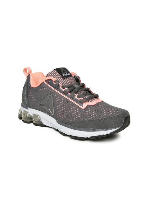 Reebok Women Grey Jet Dashride 5.0 Running Shoes