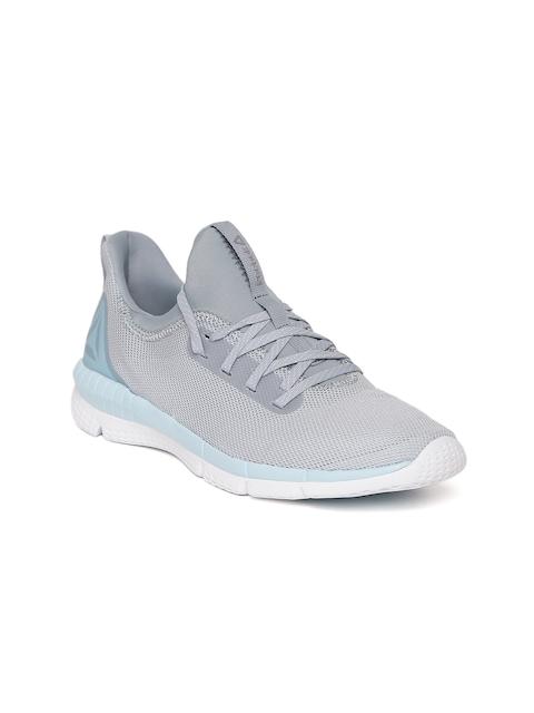 Reebok Women Grey Print 2.0 Running Shoes