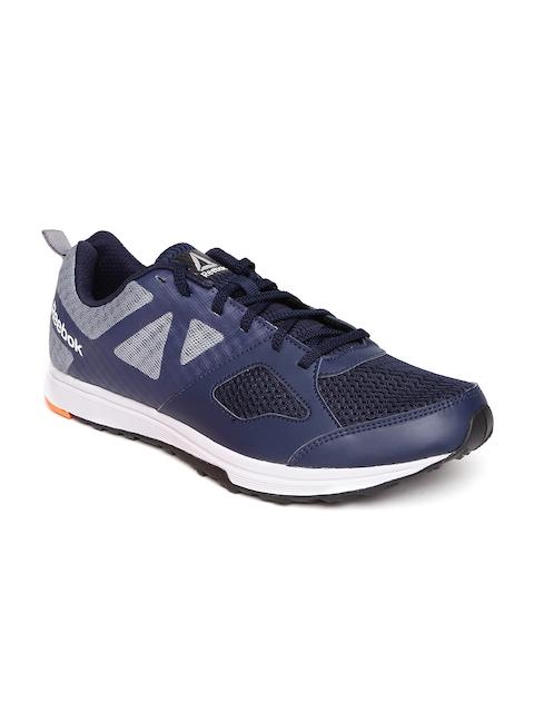 77671b008d8 GRAB DEAL. Reebok Men Navy Blue Dash Training Shoes
