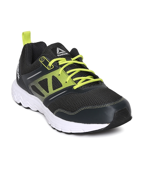 Reebok Men Black FUEL RACE Running Shoes