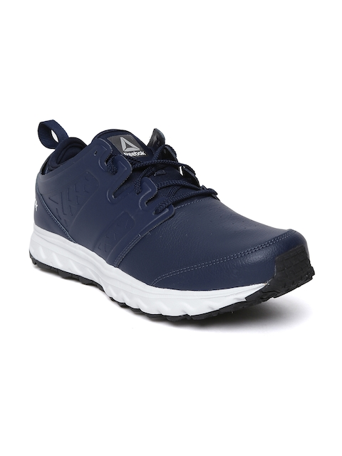 Reebok Men Navy Optimum Walking Shoes