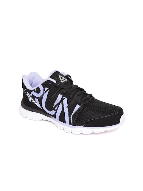 Reebok Women Black Ultra Speed Running Shoes