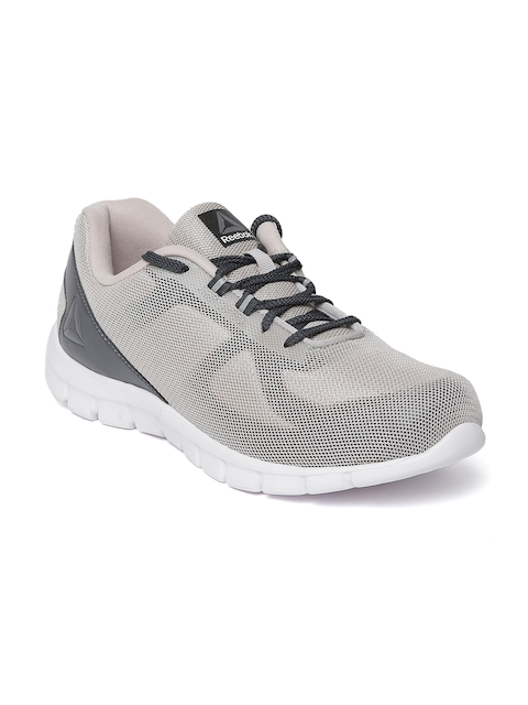 Reebok Men Beige Super Lite Running Shoes