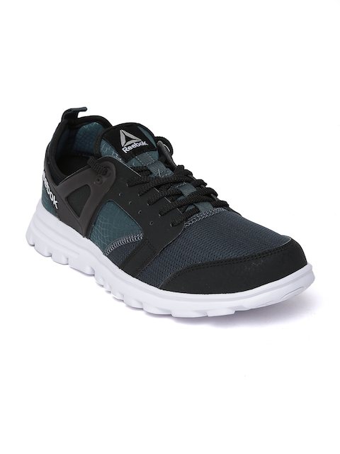 Reebok Men Navy Blue Amaze Running Shoes