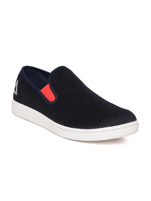 Reebok Men Navy Tread Smooth Walking Shoes