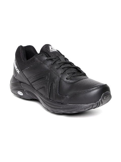 Reebok Men Black MAX STRIDE 2.0 Walking Shoes