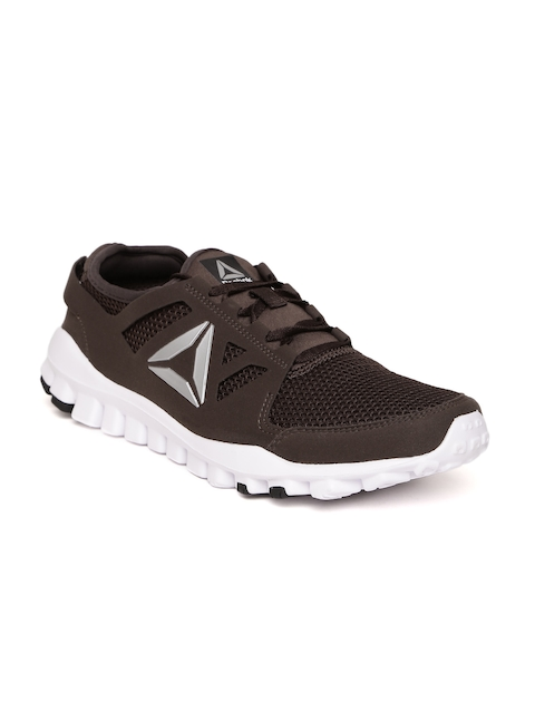 Reebok Men Coffee Brown Travel PRO Training Shoes
