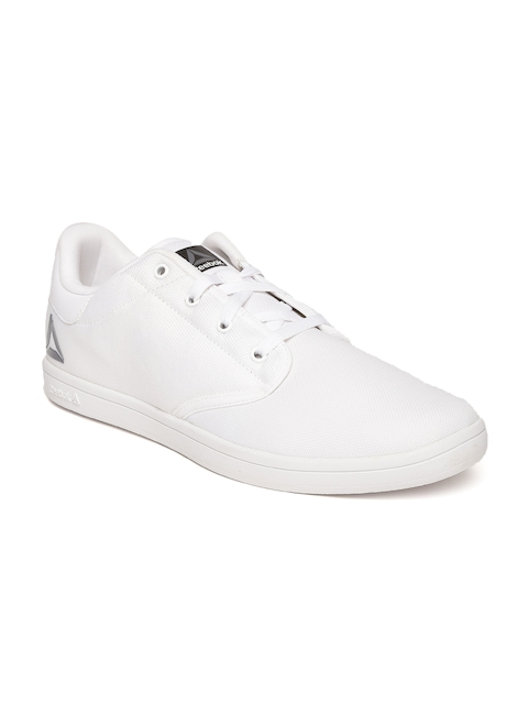 Reebok Men Off-White Tread Fast Walking Shoes