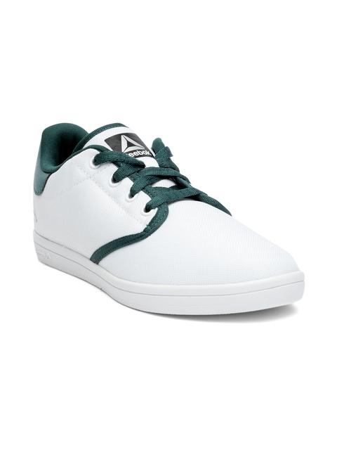 Reebok Women Off-White Tread Fast Walking Shoes