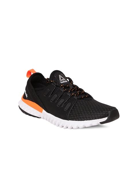 Reebok Women Black Identity Comfort Running Shoes