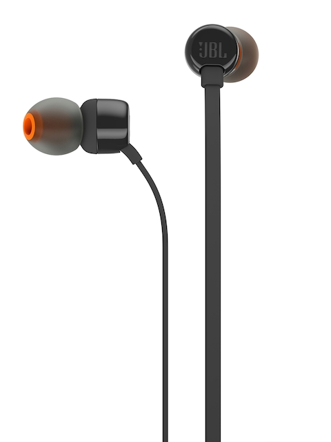 JBL Black Earphones with Mic