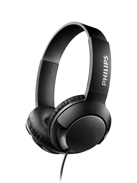 Philips Black Over-Ear Headphones SHL3070BK