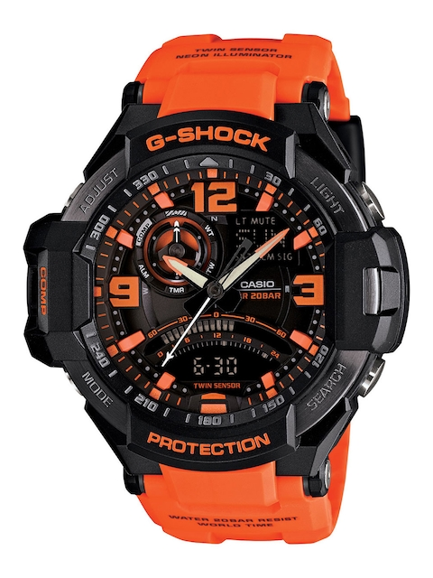 Casio G-Shock G468 Analog-Digital Watch