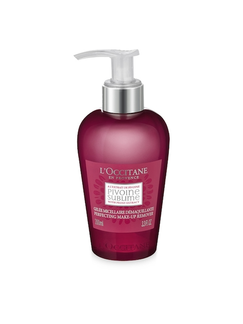 LOccitane en Provence Peony Perfecting Make Up Remover 200 ml