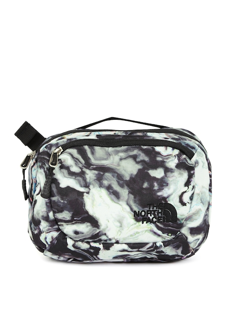 The North Face Unisex Multicoloured Printed ROO III Travel Pouch