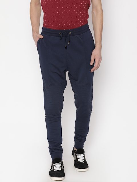 Jack & Jones Navy Blue Joggers