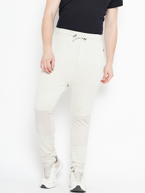 Jack & Jones Grey Melange Joggers