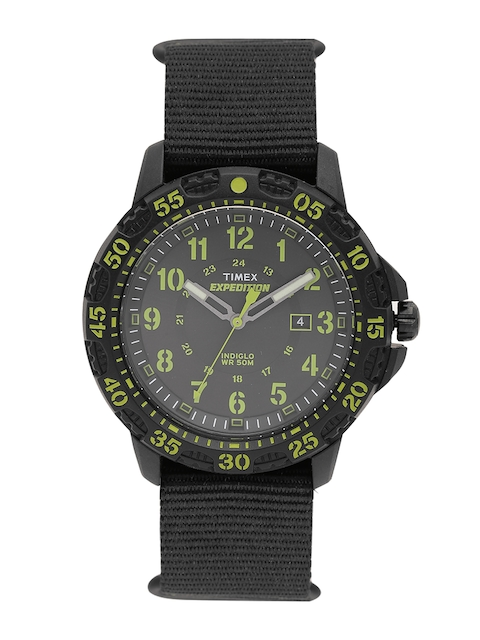 Timex Men Grey Analogue Watch TW4B05400