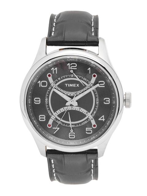 Timex Men Black Multifunction Watch TWEG14507