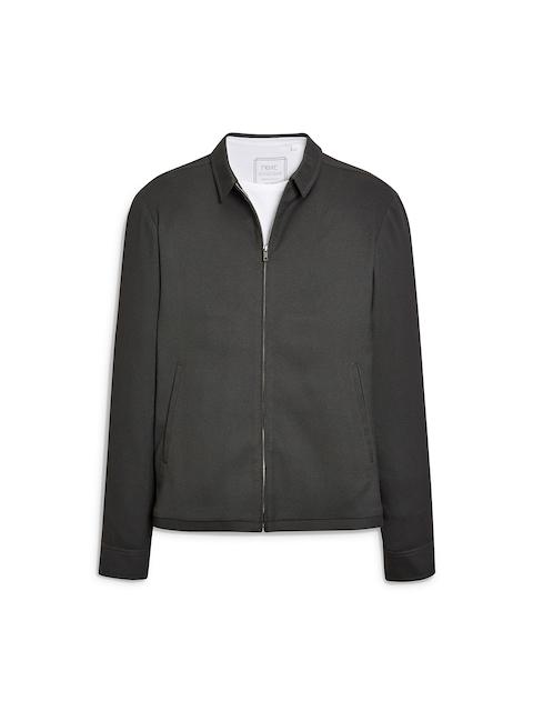 next Men Charcoal Grey Jacket