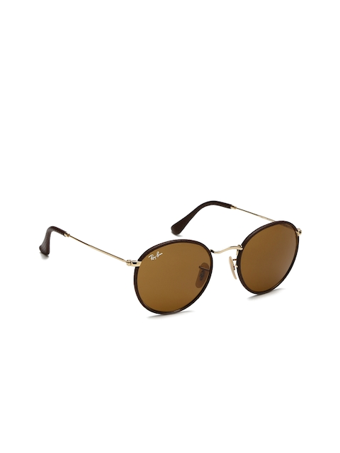 Ray-Ban Men Round Sunglasses 0RB3475Q904150