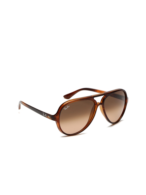 Ray-Ban Men Aviator Sunglasses 0RB4125820/A559