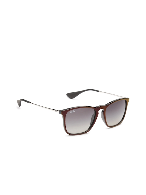Ray-Ban Men Square Sunglasses 0RB418763161154