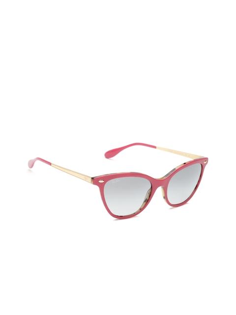 Ray-Ban Women Cateye Sunglasses 0RB436012341154