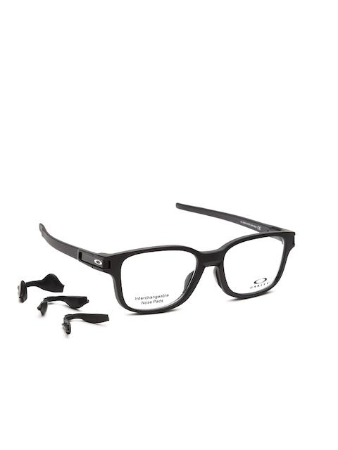 OAKLEY Men Black Rectangular Frames 0OX811481140152