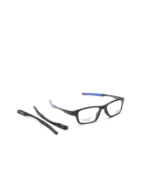 OAKLEY Men Black Full-Rim Rectangular Frames 0OX811781170452