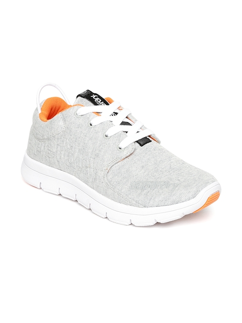 Superdry Men Grey SCUBA RUNNER Sports Shoes