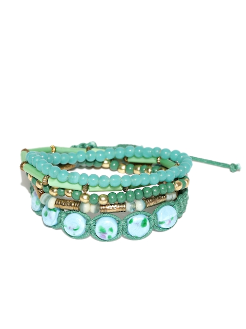 Blueberry Set of 5 Bracelets
