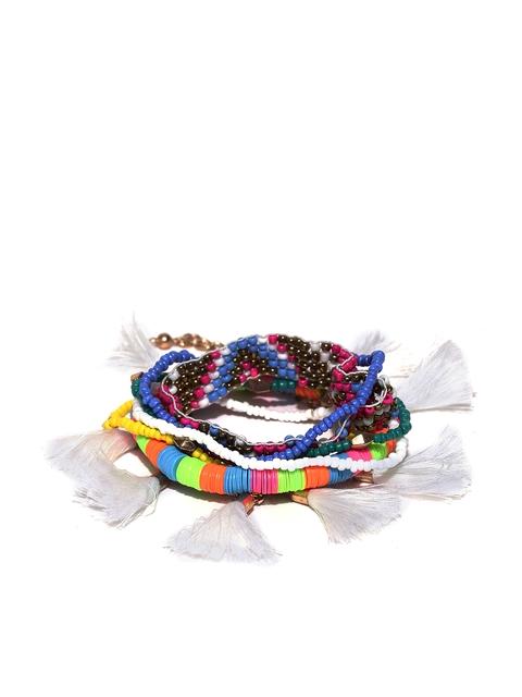 Blueberry Set of 7 Bracelets