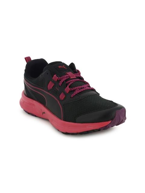 Puma Women Black Essential Trail Running Shoes