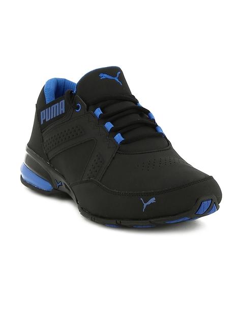 Puma Men Black Enzin SL Running Shoes