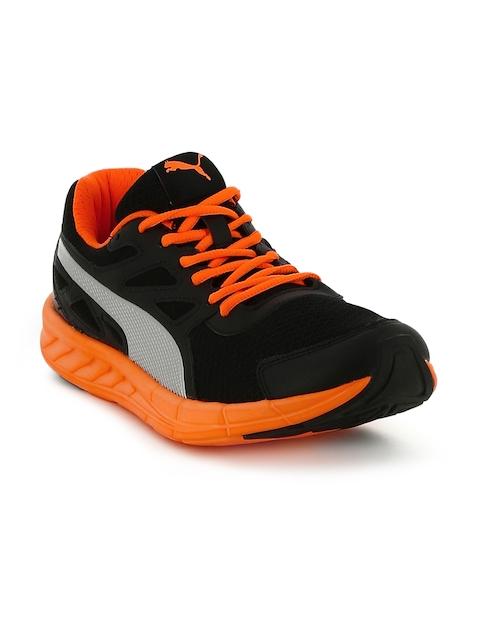 Puma Men Black Driver 2 Running Shoes