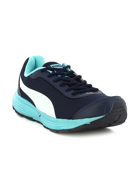 Puma Men Navy Reef Fashion Running Shoes