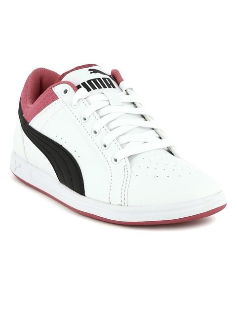Puma Women White Ikaz Lo v2 Sneakers