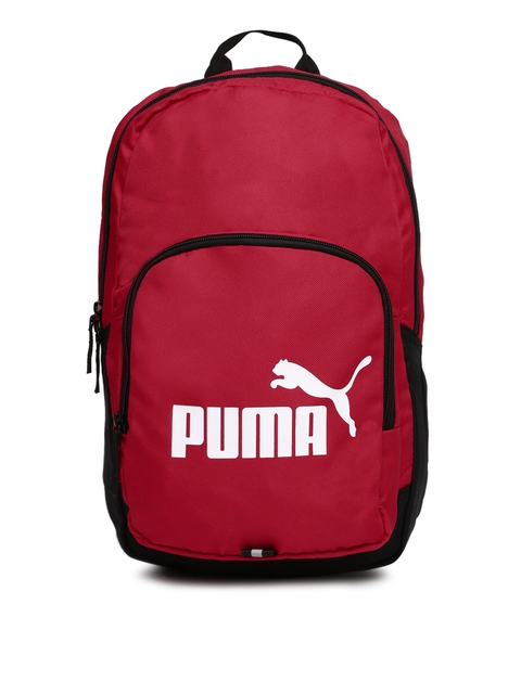 Puma Unisex Red Phase Backpack
