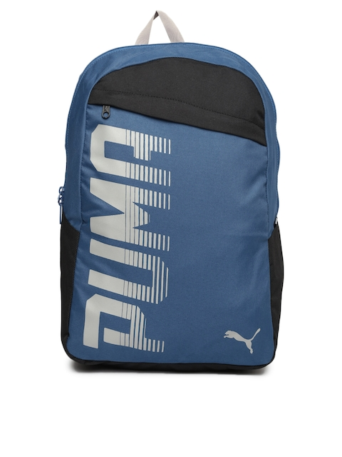 Puma Unisex Blue Pioneer Backpack