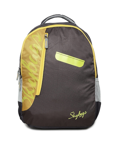 Skybags Unisex Brown Brand FOOTLOOSE COLT 01 Backpack