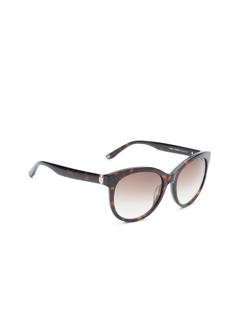 Tommy Hilfiger Women Oval Sunglasses 7906
