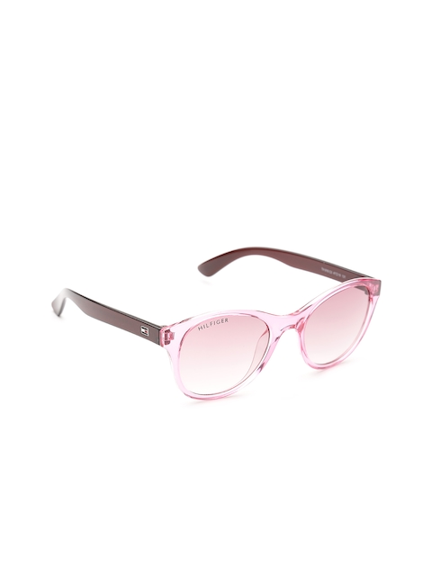 Tommy Hilfiger Women Oval Sunglasses TH 816 C3 S