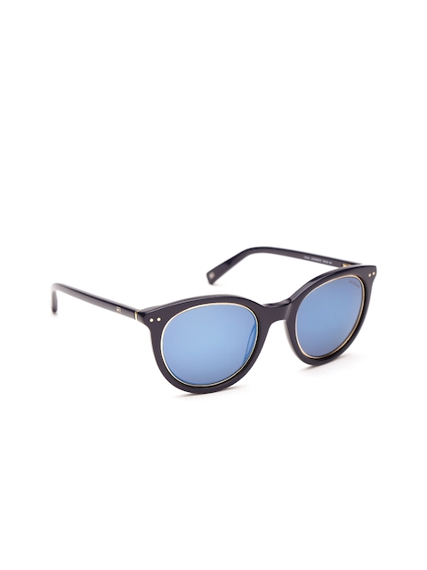 Tommy Hilfiger Unisex Mirrored Oval Sunglasses TH 7914 N C5