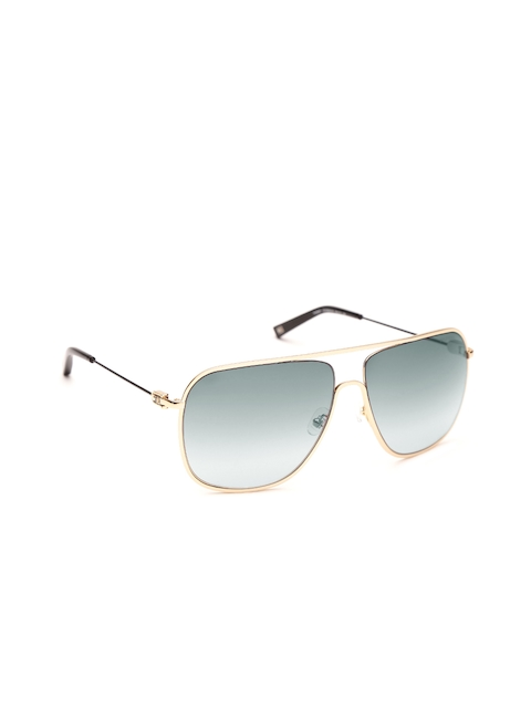 Tommy Hilfiger Men Rectangle Sunglasses TH 2528 I Gdgr 35 C2