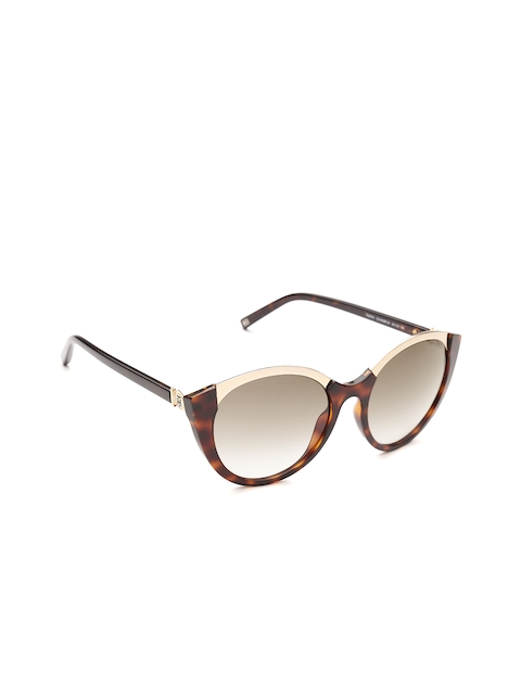 Tommy Hilfiger Women Printed Oval Sunglasses TH 2519 I