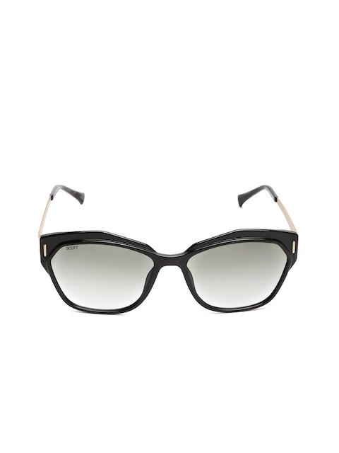 SCOTT Women Oval Sunglasses 2893 C1 S