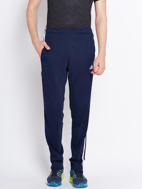 Adidas Navy ESS SJ 3S Track Pants