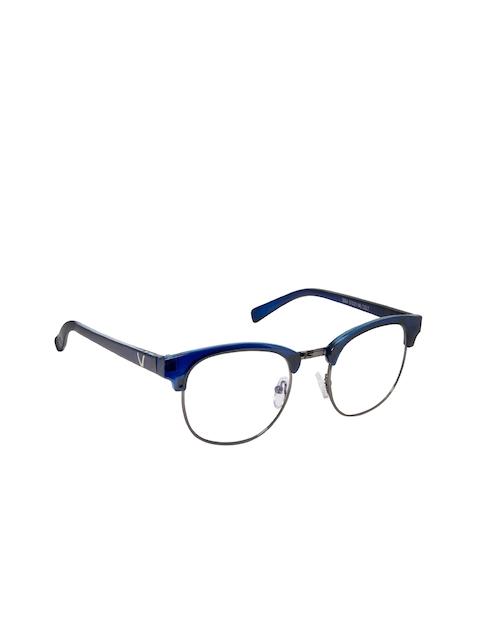 Cardon Unisex Blue Browline Frames LCEWCD1356THY3004xC7