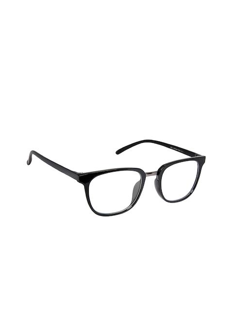 Cardon Unisex Black Square Frames LCEWCD1357THY3021xC1
